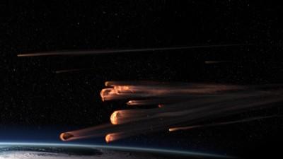 Asteroid Impact Breakdown